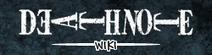 Death Note Wiki-wordmark