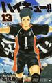 Haikyu!! WSJ Volume 13