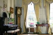 Winterfell Manor/Music Room