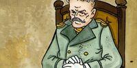 Anhörung im Senat zum Fall Fürst Horst von Franken