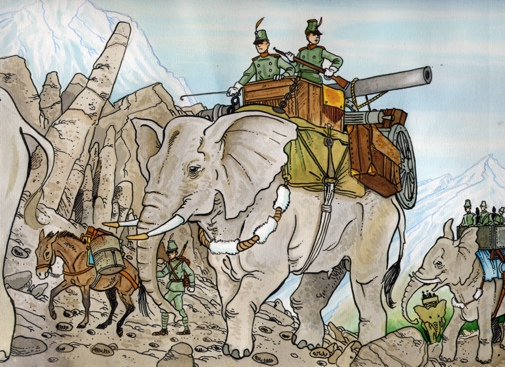 Elefantentross