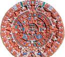 Aztekischer Kalender