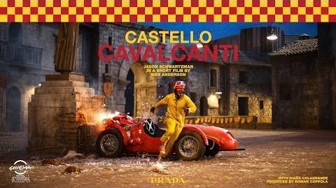 "PRADA presents ""CASTELLO CAVALCANTI"" by Wes Anderson"