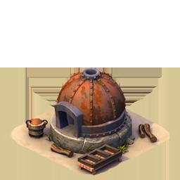 Wt copper kiln generator last