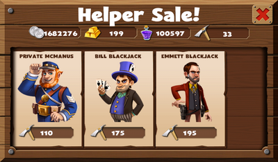 Helper Sale 2014-11-06