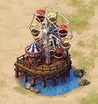 Summer-pier