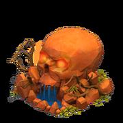 Le001 skull cave ea last
