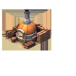 Wt copper kiln generator market