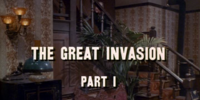 The Great Invasion: Part 1