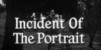 Incident of the Portrait