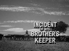 Incident of His Brother's Keeper