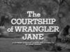 The Courtship of Wrangler Jane