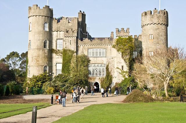 File:Malahide Castle, March 2011 (2).jpg