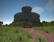 Blount castle