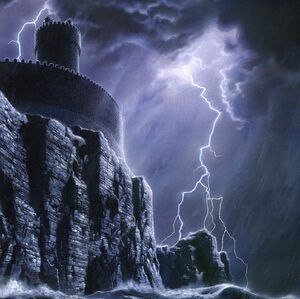 Ted nasmith a song of ice and fire storms end