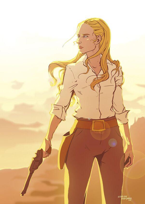 Dolores, by Susan Ramirez