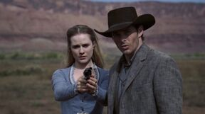 Dolores cant shoot