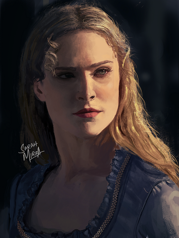 File:Dolores Abernathy by ceriselightning.png