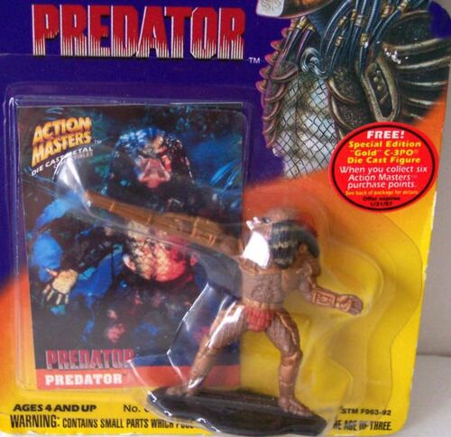 Aliens Predator Action Masters