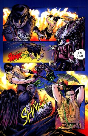 Predators comic1
