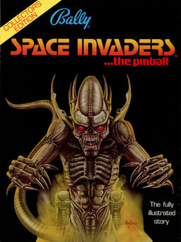 Space Invaders Pinball2