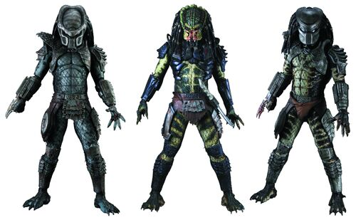 Predator 2 Movie Series 6