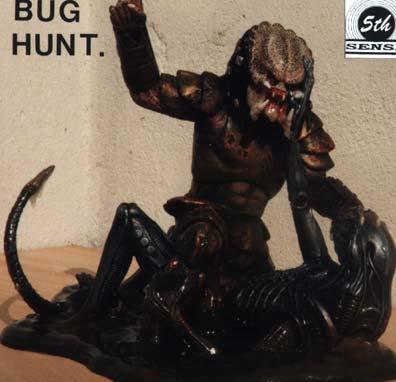 Bug Hunt (5th Sense)