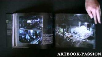 2 MINUTES - 1 ARTBOOK 118 ARTBOOK THE ART OF ALIEN ISOLATION