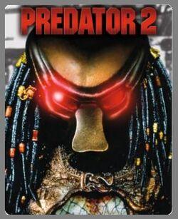 Predator 2 Steelbook