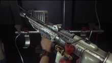 Alien Isolation flame thrower