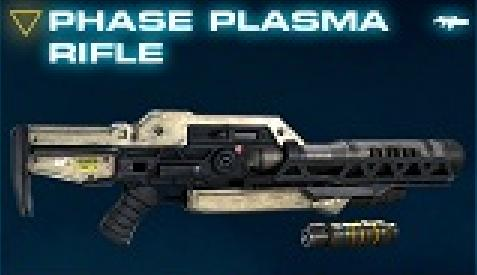 XM99A Plasma Pulse Rifle