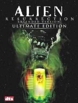 Alien Resurrection-Ultimate Edition