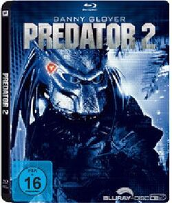 Predator 2 Exclusive Edition