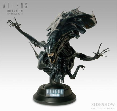Queen Alien Maquette
