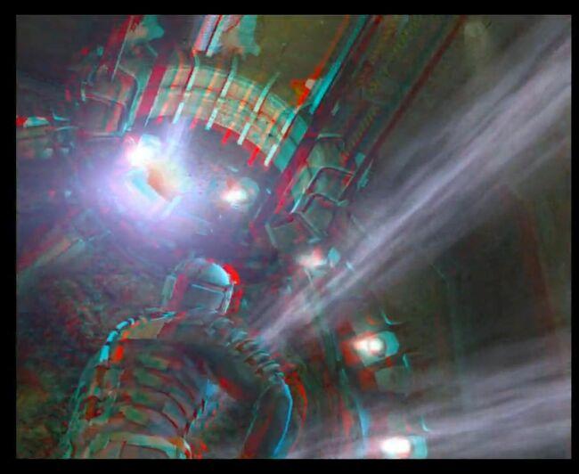 Dead Space in 3D (RedCyan) (9)
