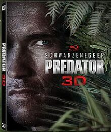 Predator 3D Blu-ray