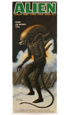 Alien 18 Tsukada