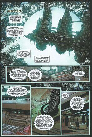 Alien Isolation comic