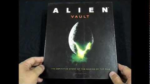 Alien Vault The Definitive Story of the Making of the Film
