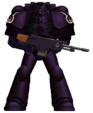 Mortis Reapers Legionary 2