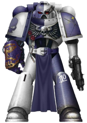 Astral Glaives Officer
