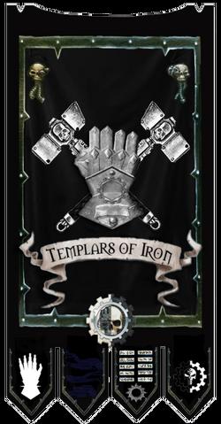 Templars of Iron Banner