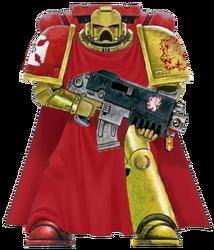 Golden Reclaimers Janissary