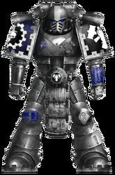MKIV Templar Of Iron