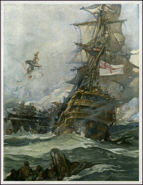 Sinking of the HMS Morpeth