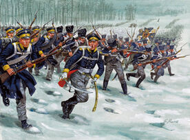 Prussian Troops