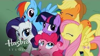 My Little Pony - Friendship is Magic Theme Song!