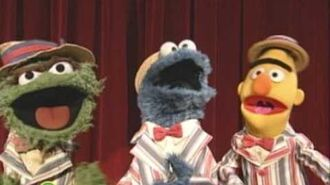 Sesame Street- Pigeons and Cookies and Trash
