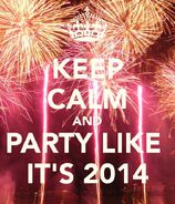 Party 2014