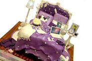 Bedtime cake